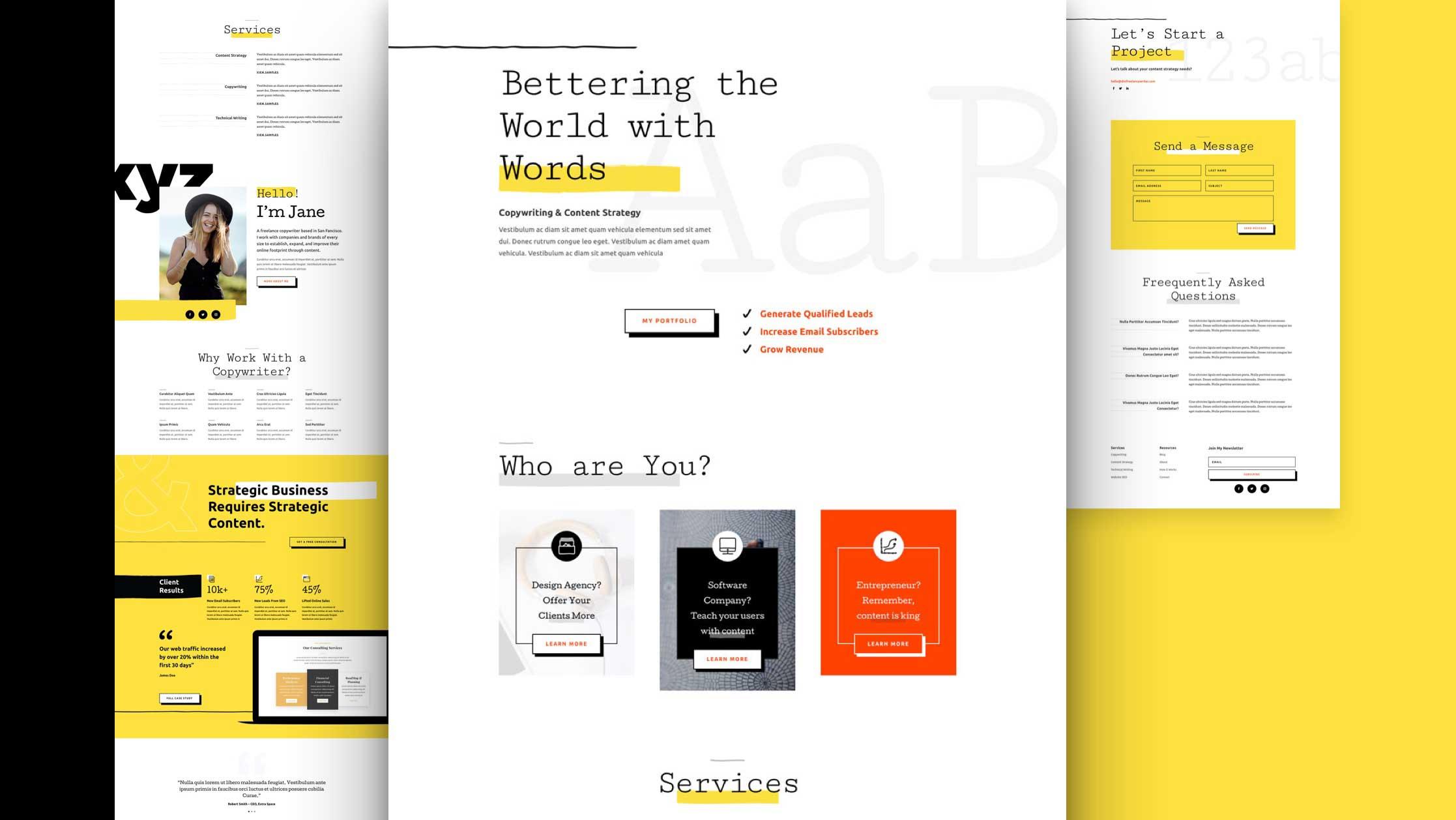 divi-autoren-kostenloses-layout-pack