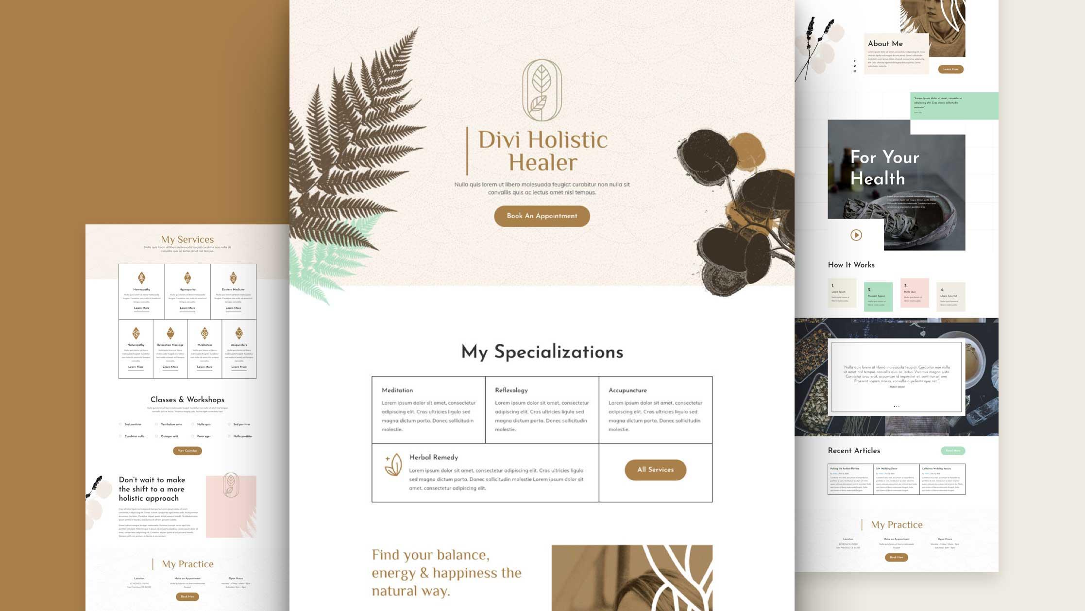ganzheitliche-heiler-divi-kostenloses-layout-pack