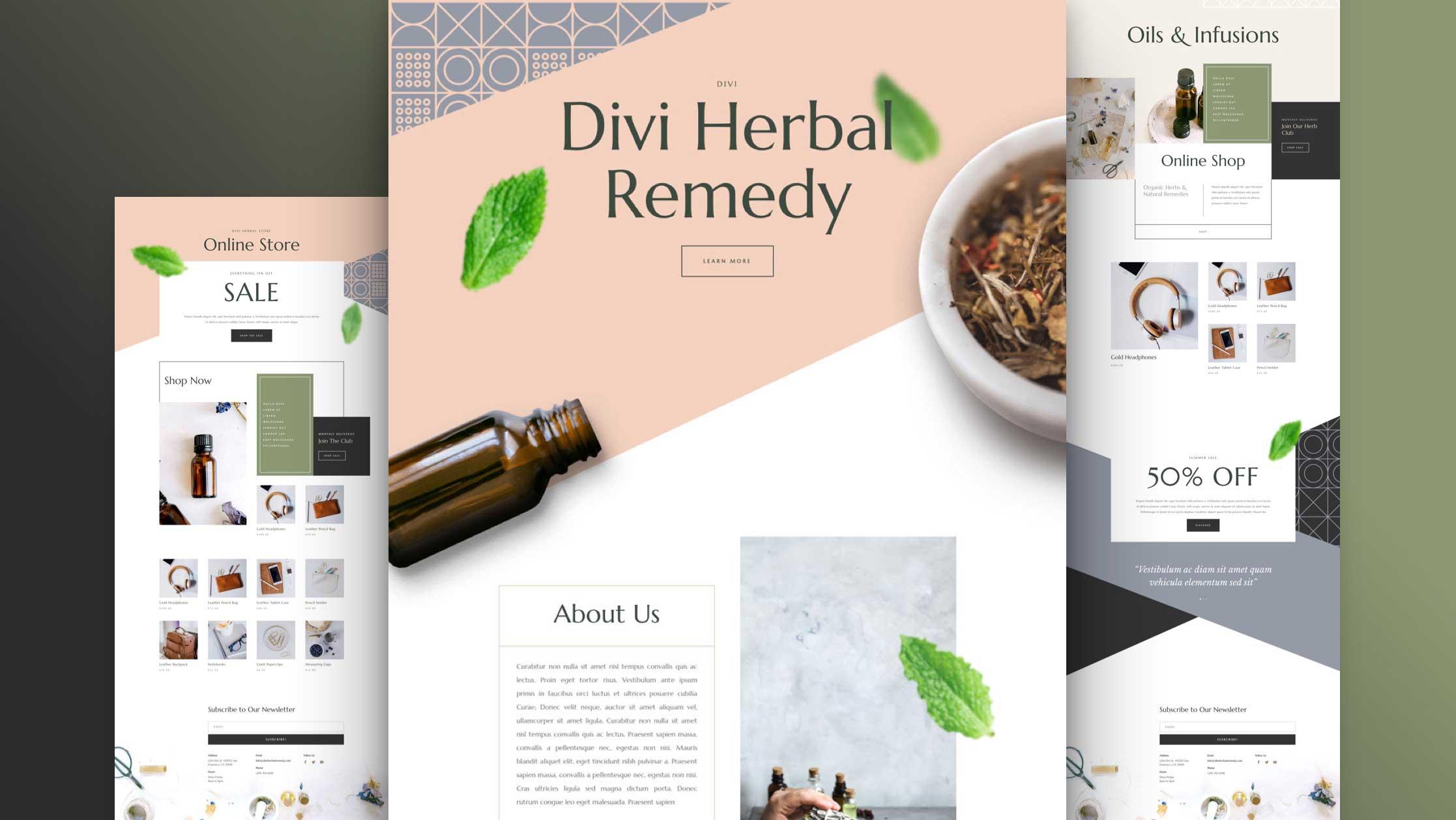 divi-pflanzliche-heilmittel-kostenloses-layout-pack