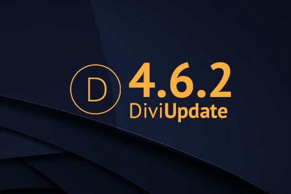 Divi Theme Update 4.6.2