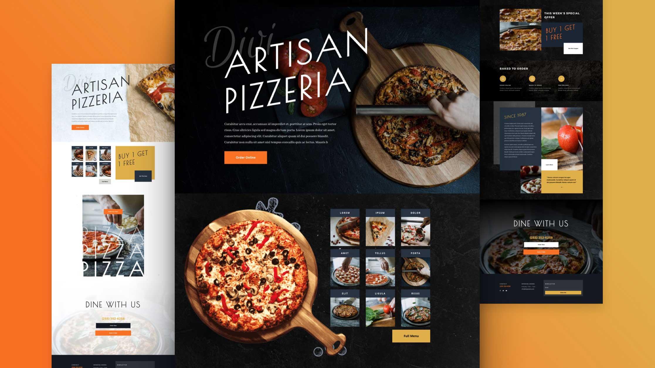 pizzeria-divi-kostenloses-layout-pack