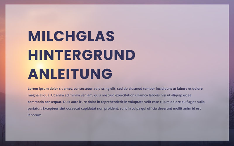 milchglas-hintergrund-css-divi-tutorial-cordmedia-5